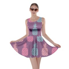 Pineapple Pattern  Skater Dress by Nexatart