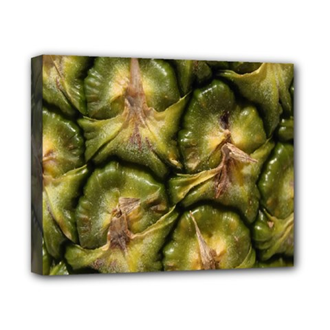 Pineapple Fruit Close Up Macro Canvas 10  X 8  by Nexatart