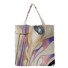 Pin Stripe Car Automobile Vehicle Grocery Tote Bag by Nexatart