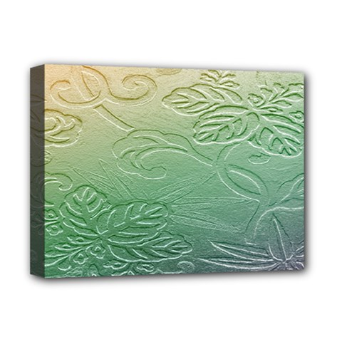Plants Nature Botanical Botany Deluxe Canvas 16  X 12   by Nexatart