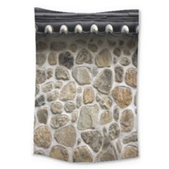 Roof Tile Damme Wall Stone Large Tapestry by Nexatart