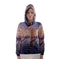 San Francisco Hooded Wind Breaker (women)