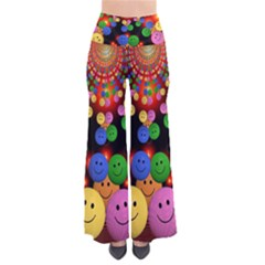 Smiley Laugh Funny Cheerful Pants by Nexatart