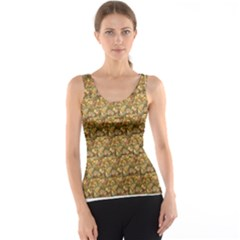Autumn Leaves Tank Top by SusanFranzblau