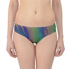 Texture Abstract Background Hipster Bikini Bottoms by Nexatart