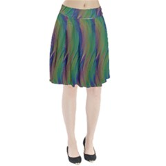 Texture Abstract Background Pleated Skirt by Nexatart