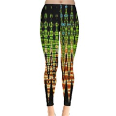 Triangle Patterns Leggings