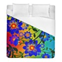 Abstract Background Backdrop Design Duvet Cover (Full/ Double Size) View1