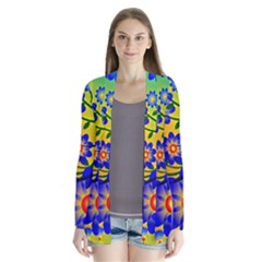 Abstract Background Backdrop Design Cardigans by Amaryn4rt