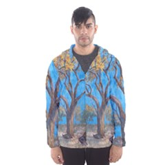 Turkeys Hooded Wind Breaker (men)