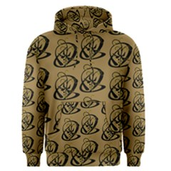 Abstract Swirl Background Wallpaper Men s Pullover Hoodie by Amaryn4rt