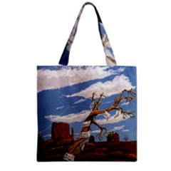 Acrylic Paint Paint Art Modern Art Grocery Tote Bag by Amaryn4rt