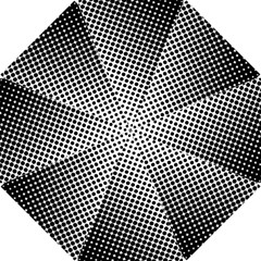Background Wallpaper Texture Lines Dot Dots Black White Hook Handle Umbrellas (small) by Amaryn4rt