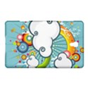 Rainbow Clouds Tree Circle Orange Samsung Galaxy Tab S (8.4 ) Hardshell Case  View1