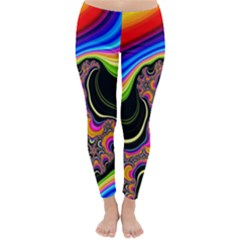 Wave Color Classic Winter Leggings