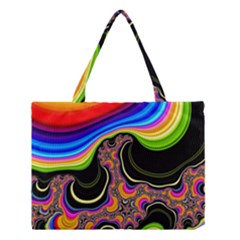 Wave Color Medium Tote Bag