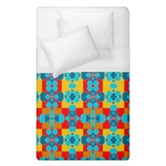 Pop Art Abstract Design Pattern Duvet Cover (single Size)