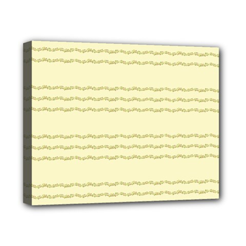 Background Pattern Lines Canvas 10  X 8  by Amaryn4rt