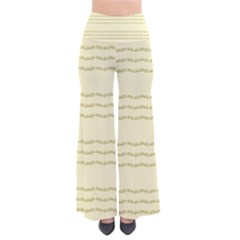 Background Pattern Lines Pants