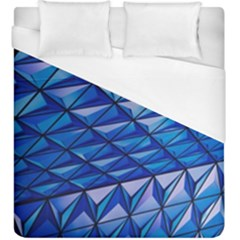 Lines Geometry Architecture Texture Duvet Cover (king Size) by Amaryn4rt