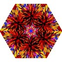 Color Batik Explosion Colorful Mini Folding Umbrellas View1