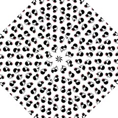 Cat Seamless Animal Pattern Golf Umbrellas by Amaryn4rt