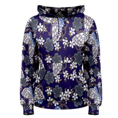 Butterfly Iron Chains Blue Purple Animals White Fly Floral Flower Women s Pullover Hoodie