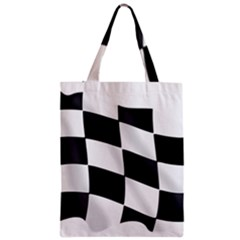 Flag Chess Corse Race Auto Road Classic Tote Bag by Amaryn4rt