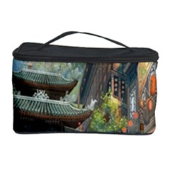 Japanese Art Painting Fantasy Cosmetic Storage Case