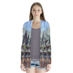 Japanese Art Painting Fantasy Cardigans by Amaryn4rt