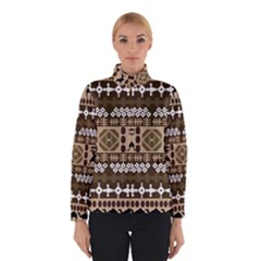 African Vector Patterns Winterwear