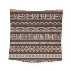 Ethnic Pattern Vector Square Tapestry (small)