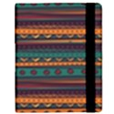 Ethnic Style Tribal Patterns Graphics Vector Samsung Galaxy Tab 8.9  P7300 Flip Case View2