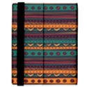 Ethnic Style Tribal Patterns Graphics Vector Samsung Galaxy Tab 8.9  P7300 Flip Case View3