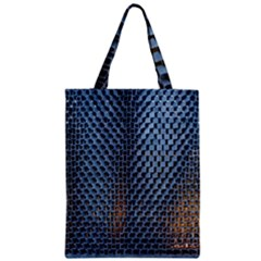 Parametric Wall Pattern Zipper Classic Tote Bag by Amaryn4rt