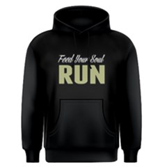 Feed Your Soul Run   Men s Pullover Hoodie