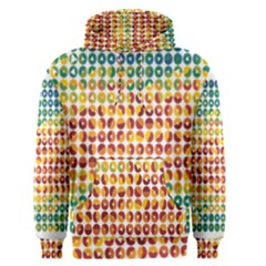 Weather Blue Orange Green Yellow Circle Triangle Men s Pullover Hoodie