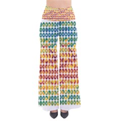 Weather Blue Orange Green Yellow Circle Triangle Pants