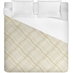 Background Pattern Duvet Cover (king Size) by Simbadda