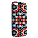 Morrocan Fez Pattern Arabic Geometrical iPhone 5S/ SE Premium Hardshell Case View2