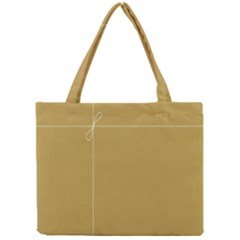 Brown Paper Packages Mini Tote Bag