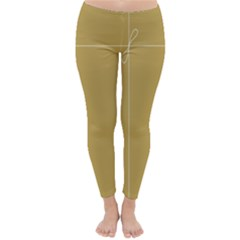 Brown Paper Packages Classic Winter Leggings