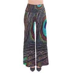 Peacock Feathers Pants