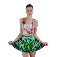 Eco Centered Mini Skirt by AlmightyPsyche