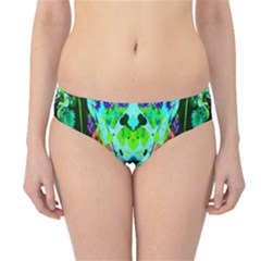 Eco Centered Hipster Bikini Bottoms by AlmightyPsyche
