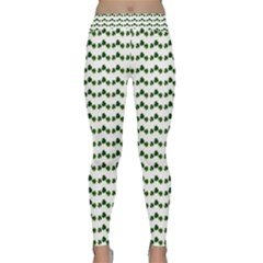 Shamrock Classic Yoga Leggings by boho