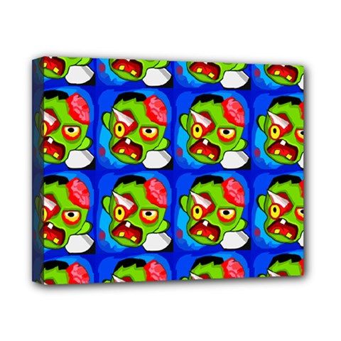 Zombies Canvas 10  X 8  by boho
