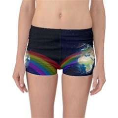 Earth Reversible Bikini Bottoms by boho