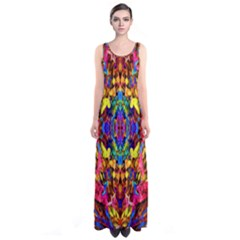 Newcastle  Sleeveless Maxi Dress by AlmightyPsyche