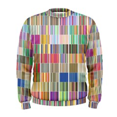 Overlays Graphicxtras Patterns Men s Sweatshirt